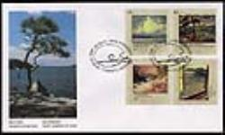 MIKAN 3630954 The Group of Seven = Le Groupe des sept [philatelic record] / 1995 [The Group of Seven = Le Groupe des sept [philatelic record] /, 1995]