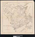 MIKAN 3803855 New Brunswick, 1857 [cartographic material]. [1857]. [New Brunswick, 1857 [cartographic material]., [1857].]