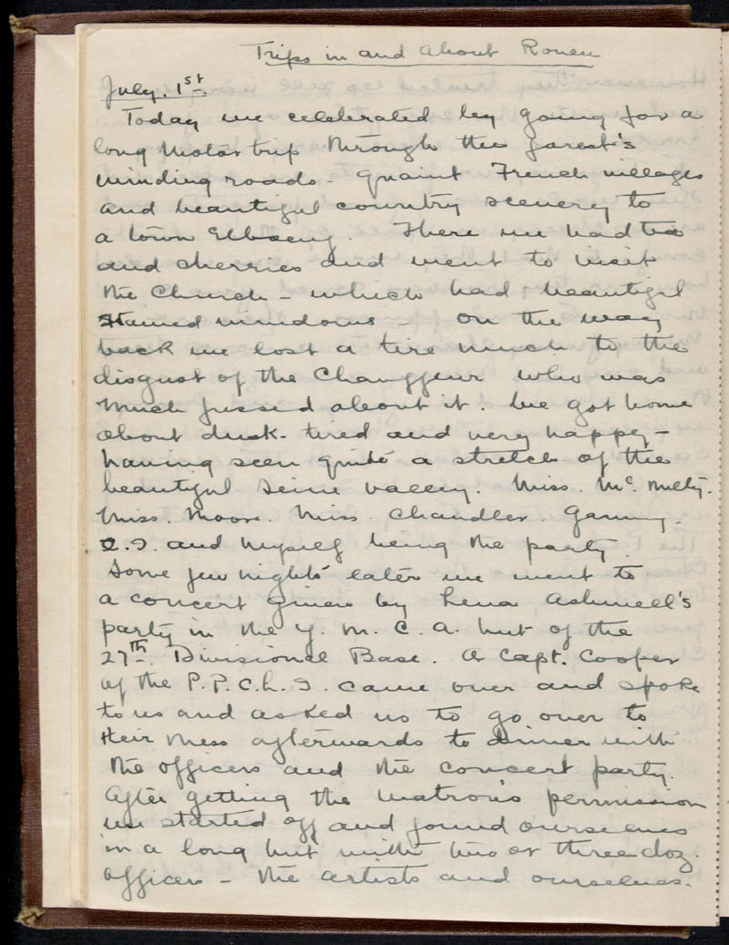 Diary - 1915, Volume Number: , Page Number: 17