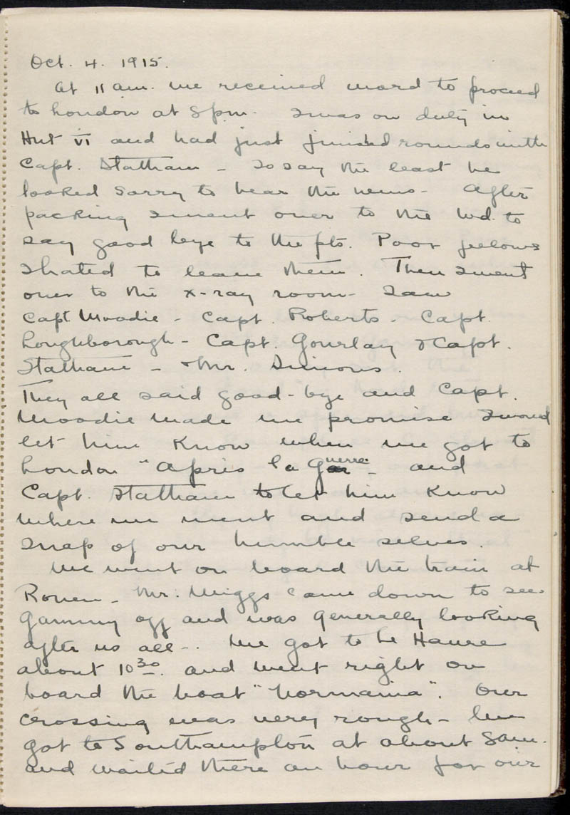 Diary - 1915, Volume Number: , Page Number: 38