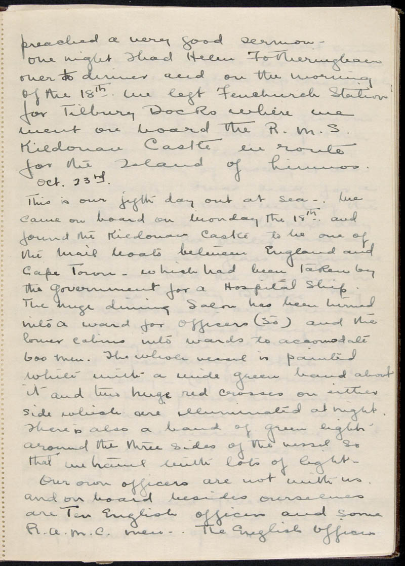 Diary - 1915, Volume Number: , Page Number: 44
