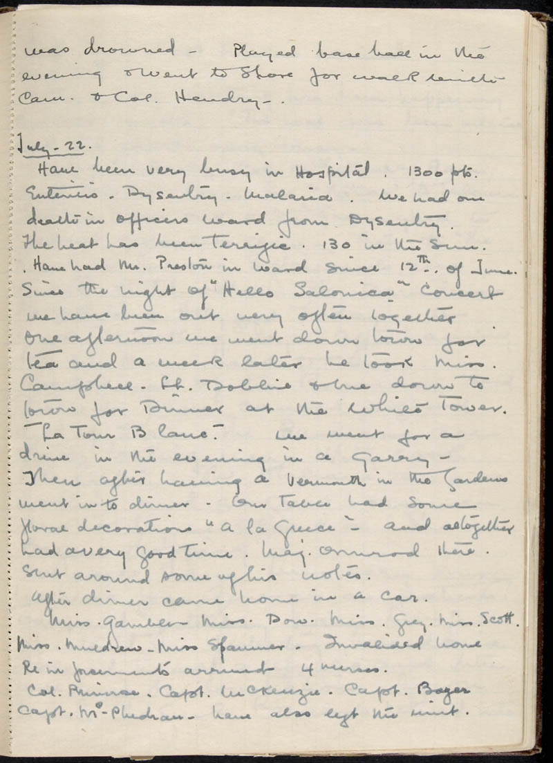 Diary - 1916, Volume Number: , Page Number: 30