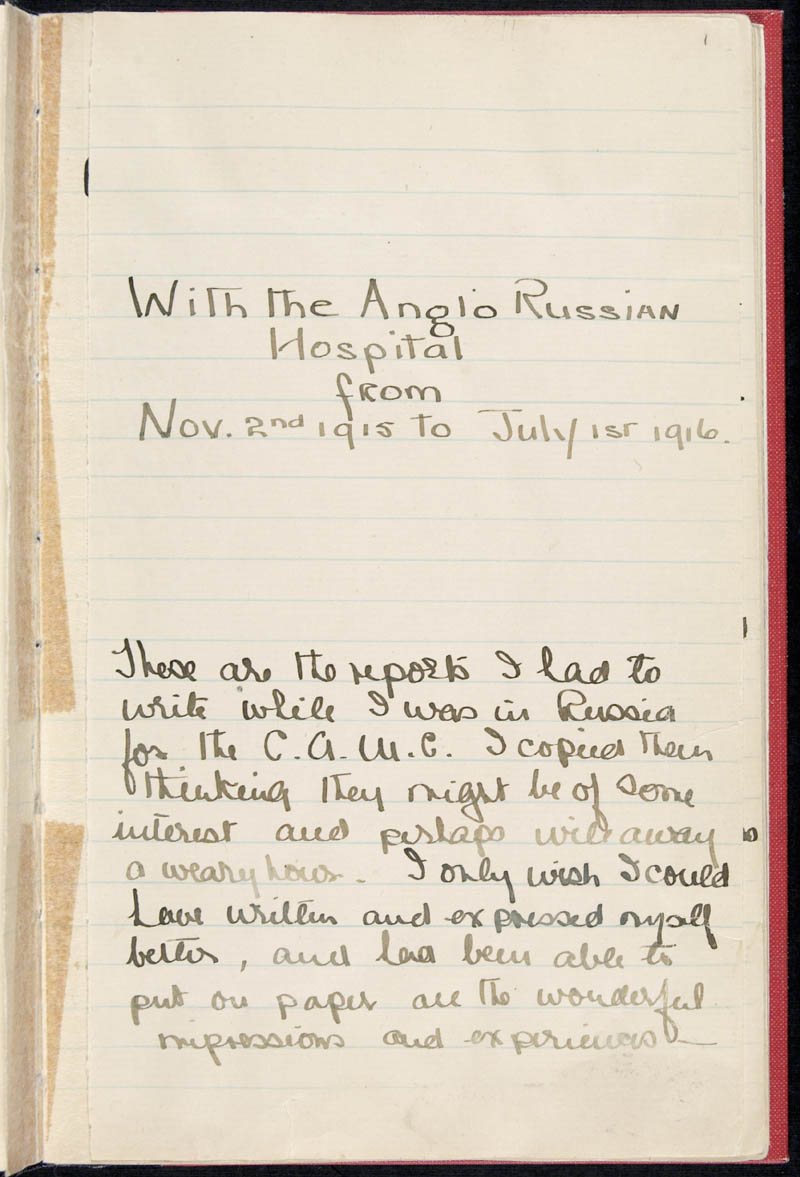 Diary - 02/11/1915 to 01/07/1916, Volume Number: , Page Number: 2