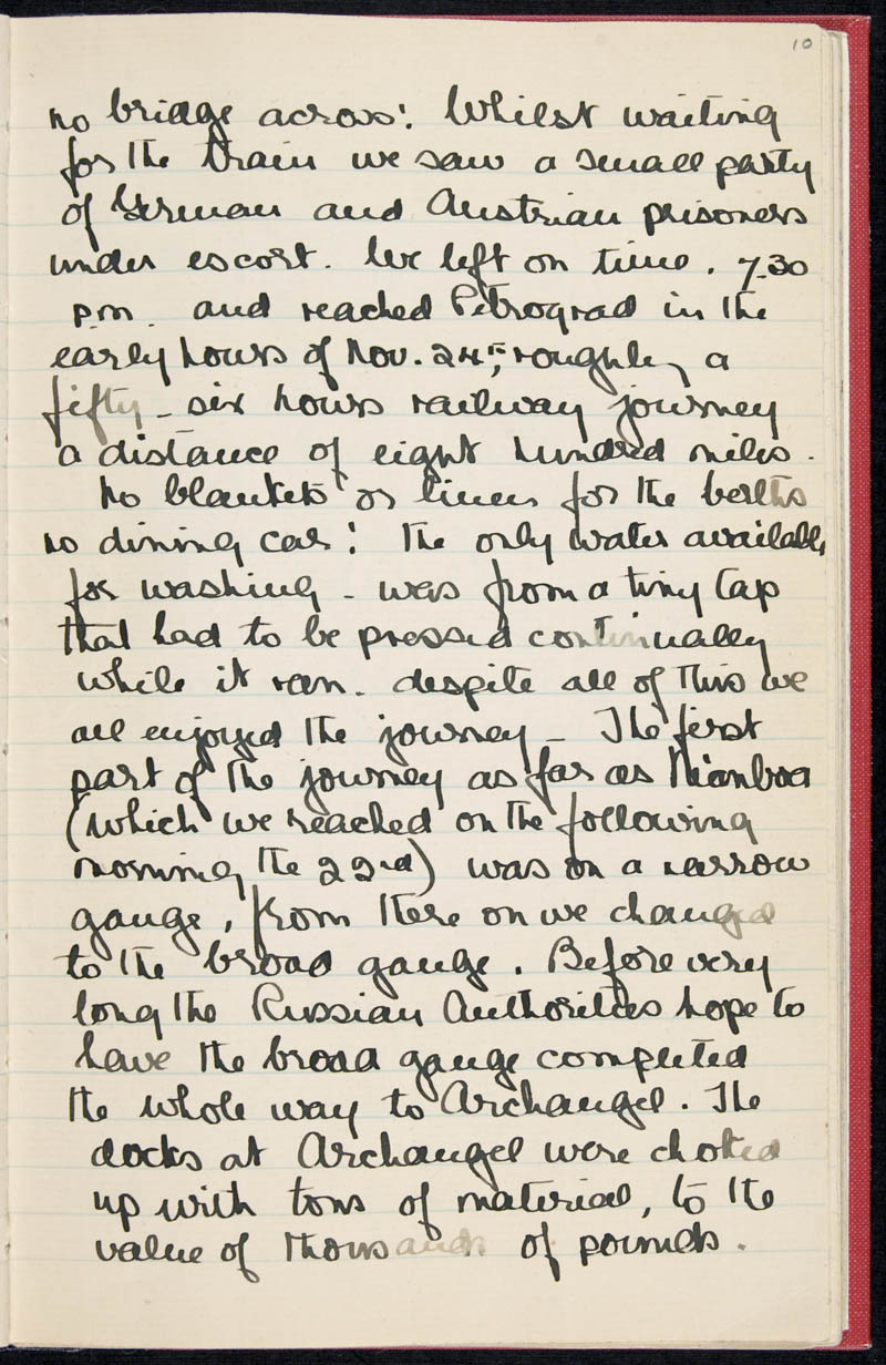 Diary - 02/11/1915 to 01/07/1916, Volume Number: , Page Number: 14
