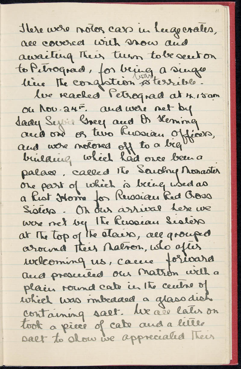 Diary - 02/11/1915 to 01/07/1916, Volume Number: , Page Number: 15
