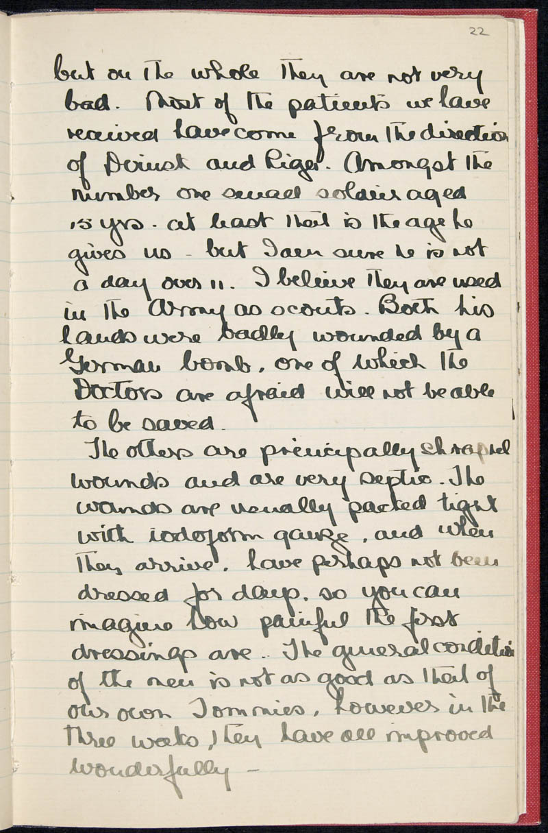 Diary - 02/11/1915 to 01/07/1916, Volume Number: , Page Number: 28