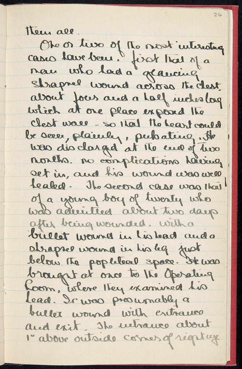 Diary - 02/11/1915 to 01/07/1916, Volume Number: , Page Number: 32