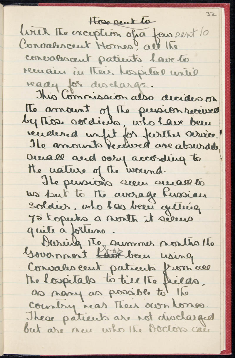 Diary - 02/11/1915 to 01/07/1916, Volume Number: , Page Number: 39