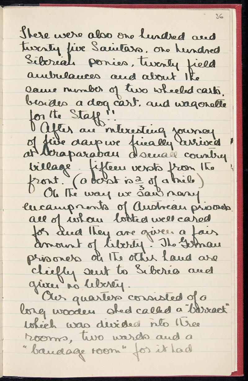 Diary - 02/11/1915 to 01/07/1916, Volume Number: , Page Number: 43