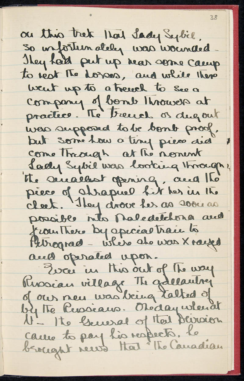 Diary - 02/11/1915 to 01/07/1916, Volume Number: , Page Number: 45