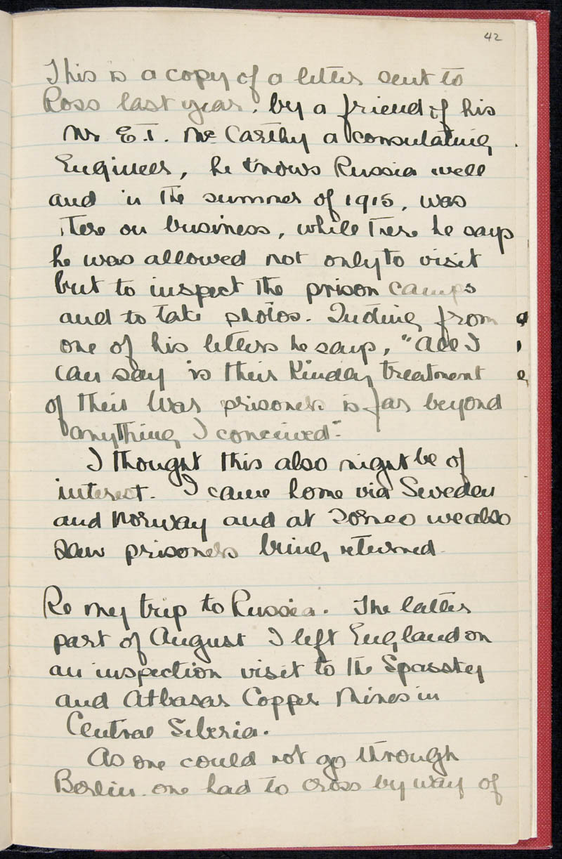 Diary - 02/11/1915 to 01/07/1916, Volume Number: , Page Number: 51