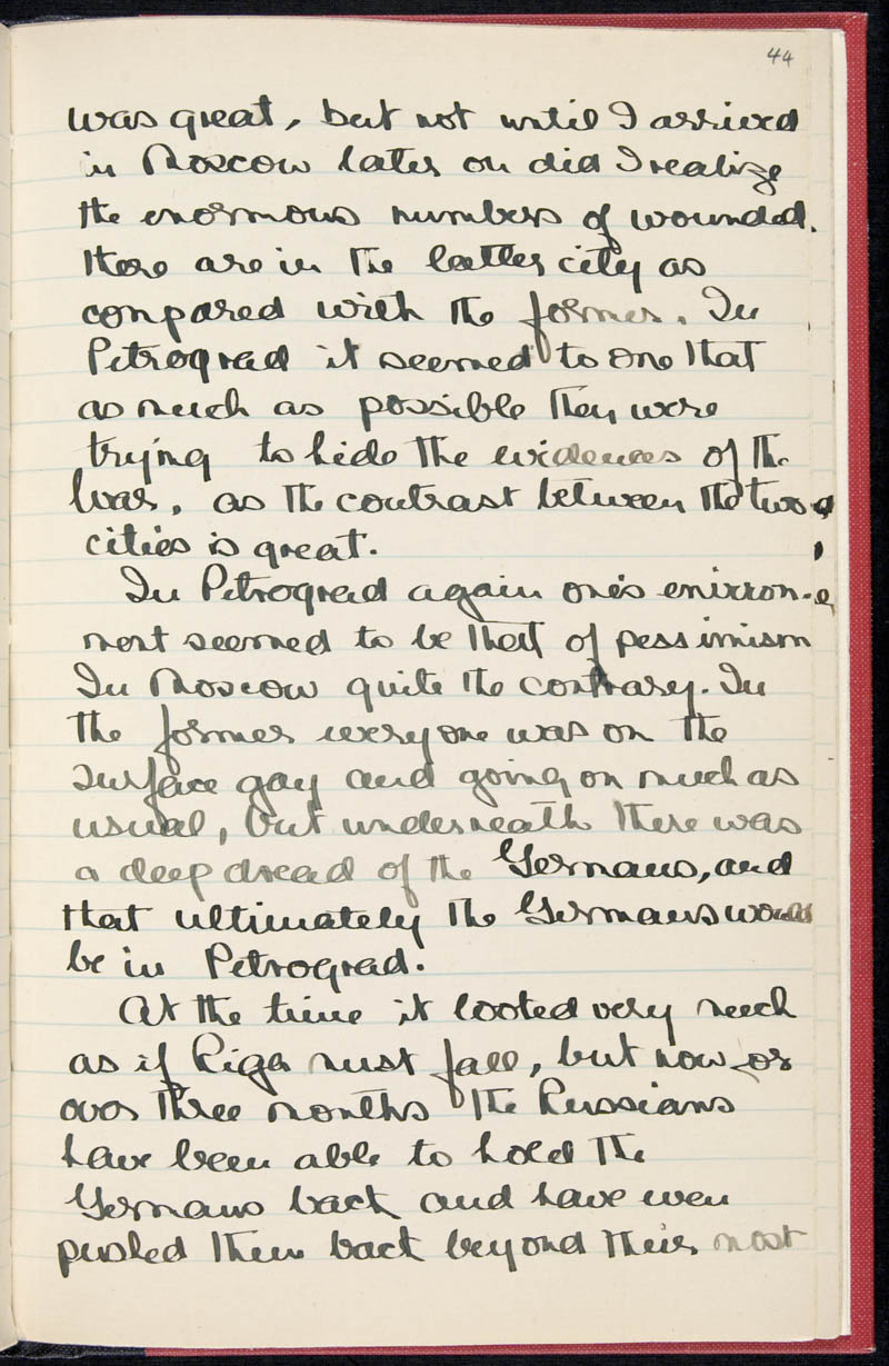 Diary - 02/11/1915 to 01/07/1916, Volume Number: , Page Number: 53