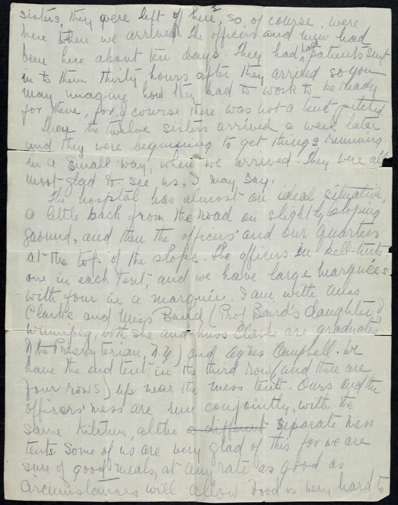 Letter - 03/12/1915 to People, Volume Number: , Page Number: 2