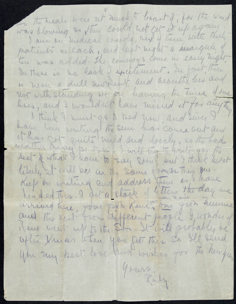 Letter - 03/12/1915 to People, Volume Number: , Page Number: 8