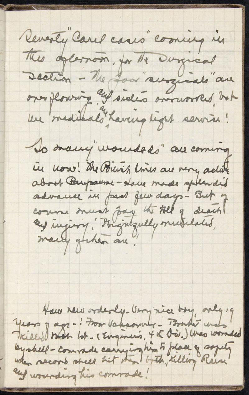 Diary - 1917, Volume Number: , Page Number: 33