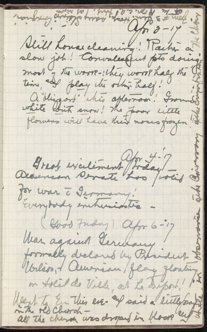 Diary - 1917, Volume Number: , Page Number: 41