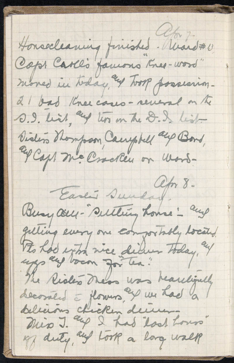 Diary - 1917, Volume Number: , Page Number: 42