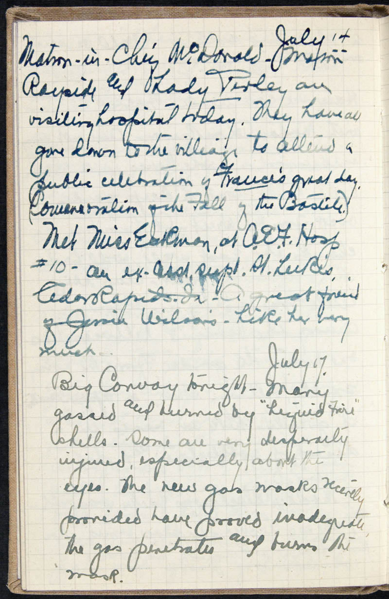 Diary - 1917, Volume Number: , Page Number: 69