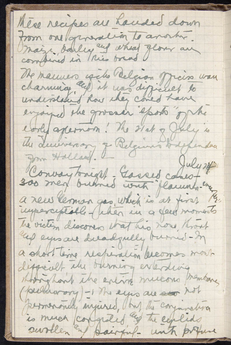 Diary - 1917, Volume Number: , Page Number: 75