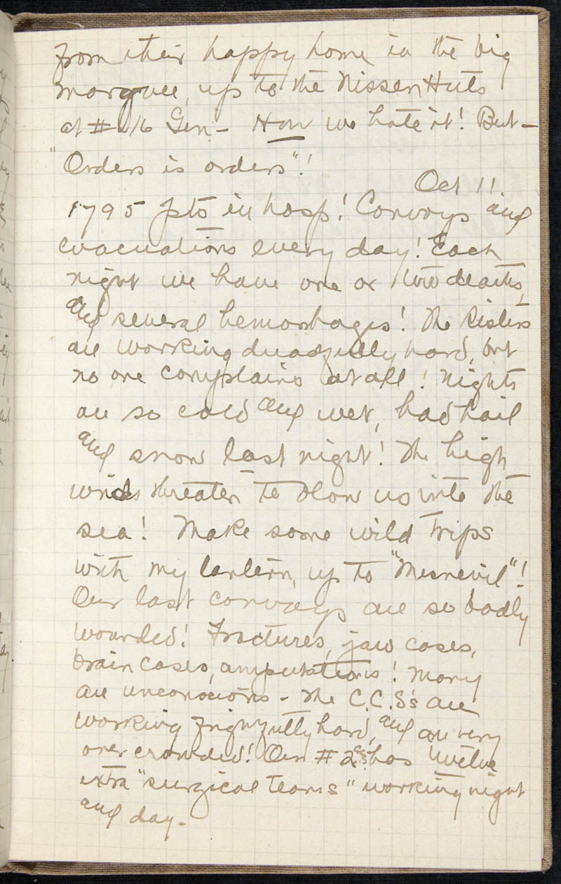 Diary - 1917, Volume Number: , Page Number: 86