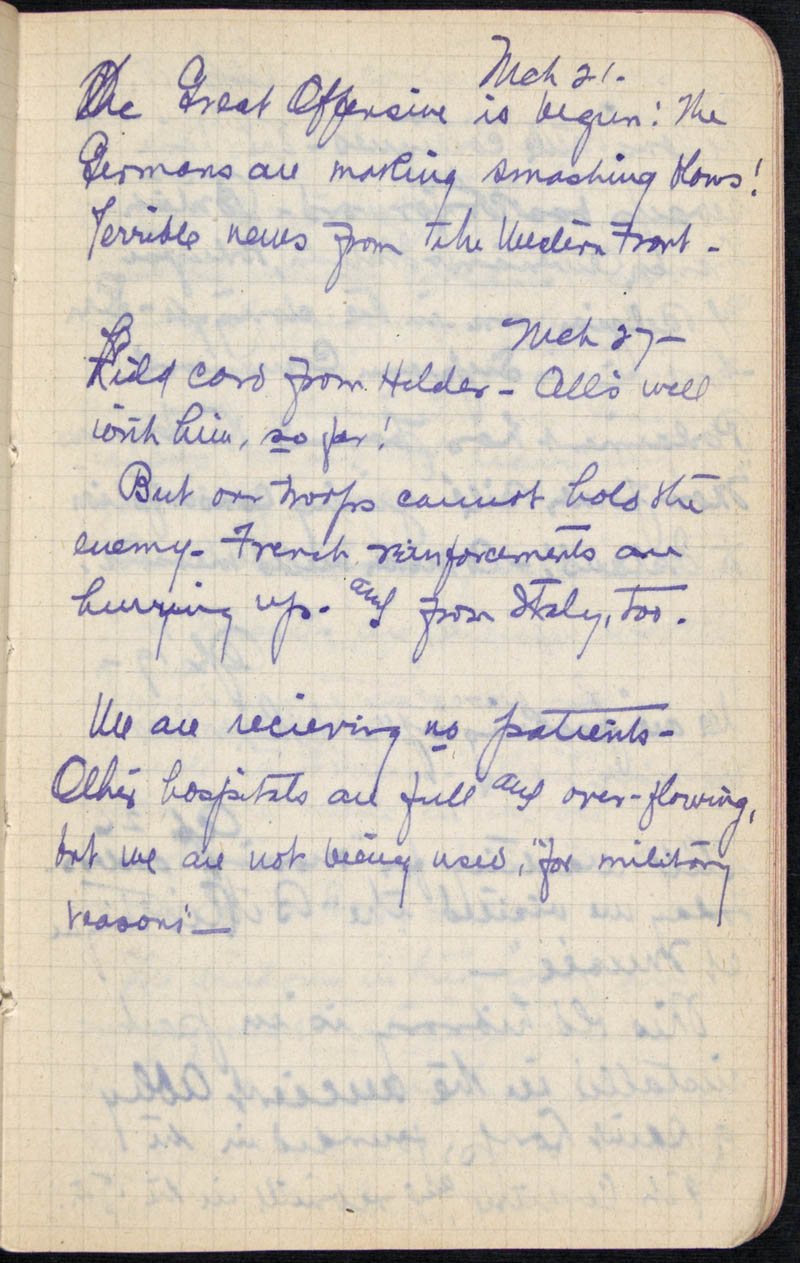 Diary - 1918, Volume Number: , Page Number: 9