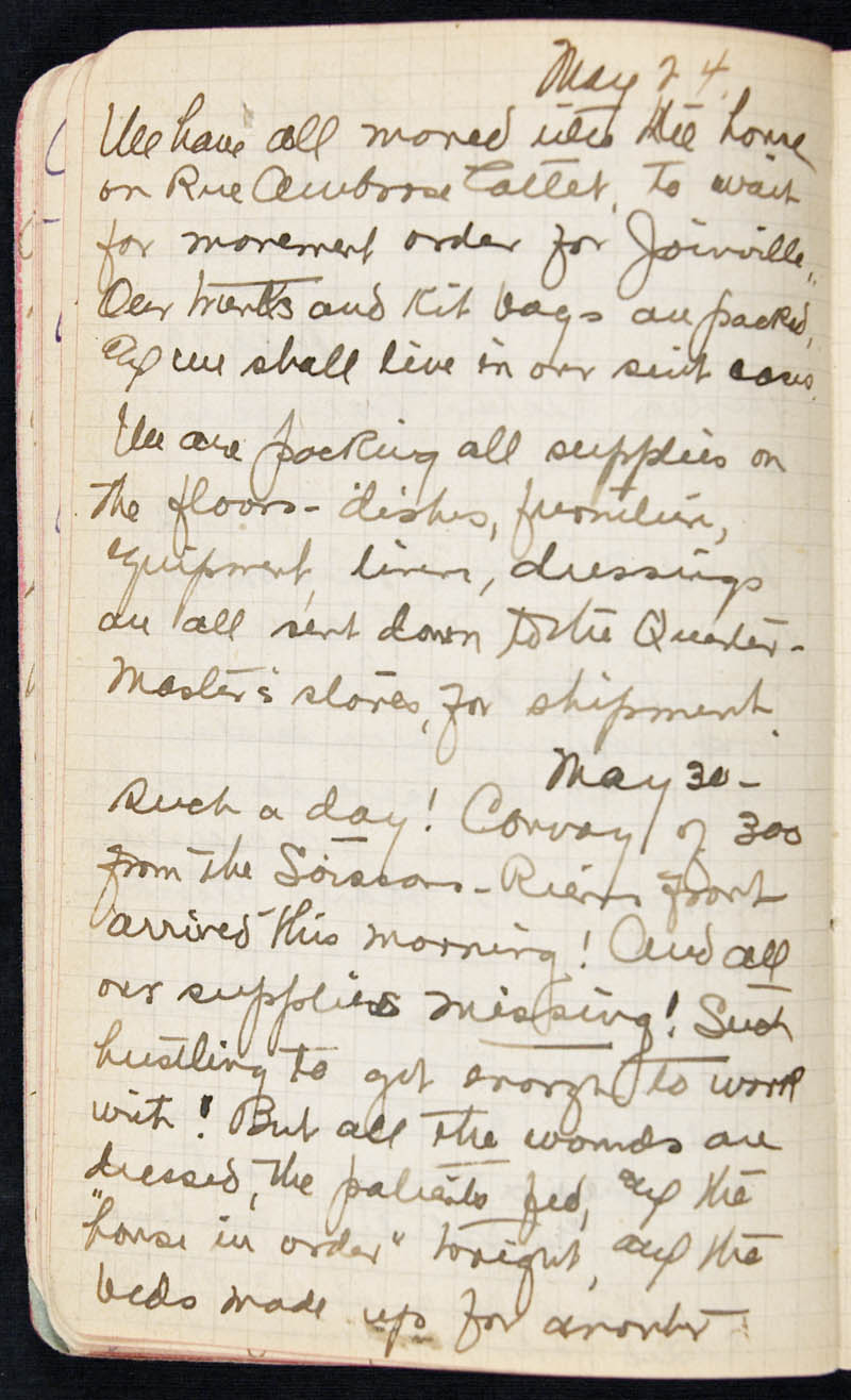 Diary - 1918, Volume Number: , Page Number: 16