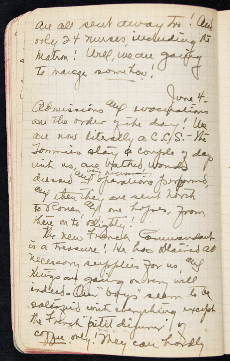 Diary - 1918, Volume Number: , Page Number: 22