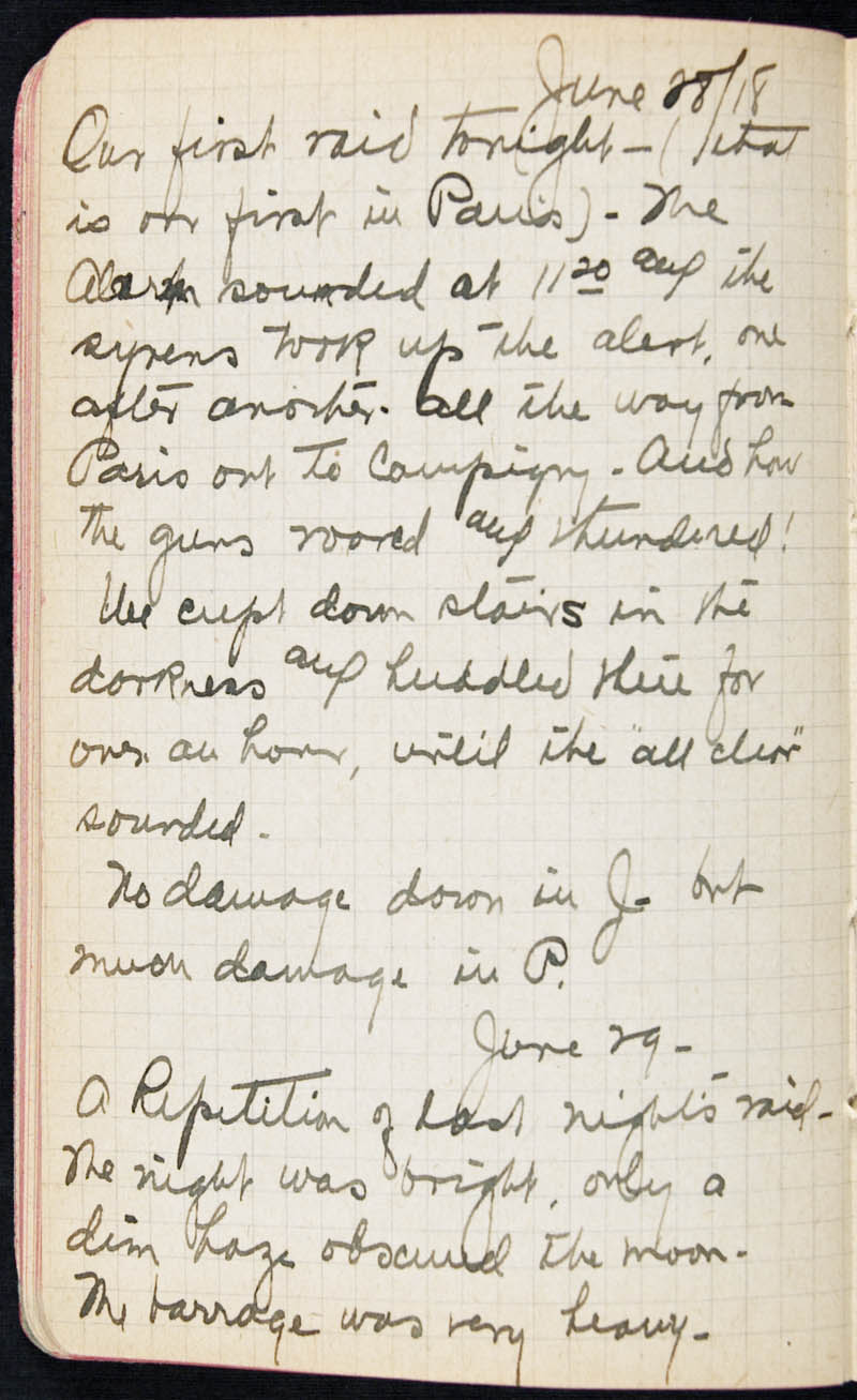 Diary - 1918, Volume Number: , Page Number: 36