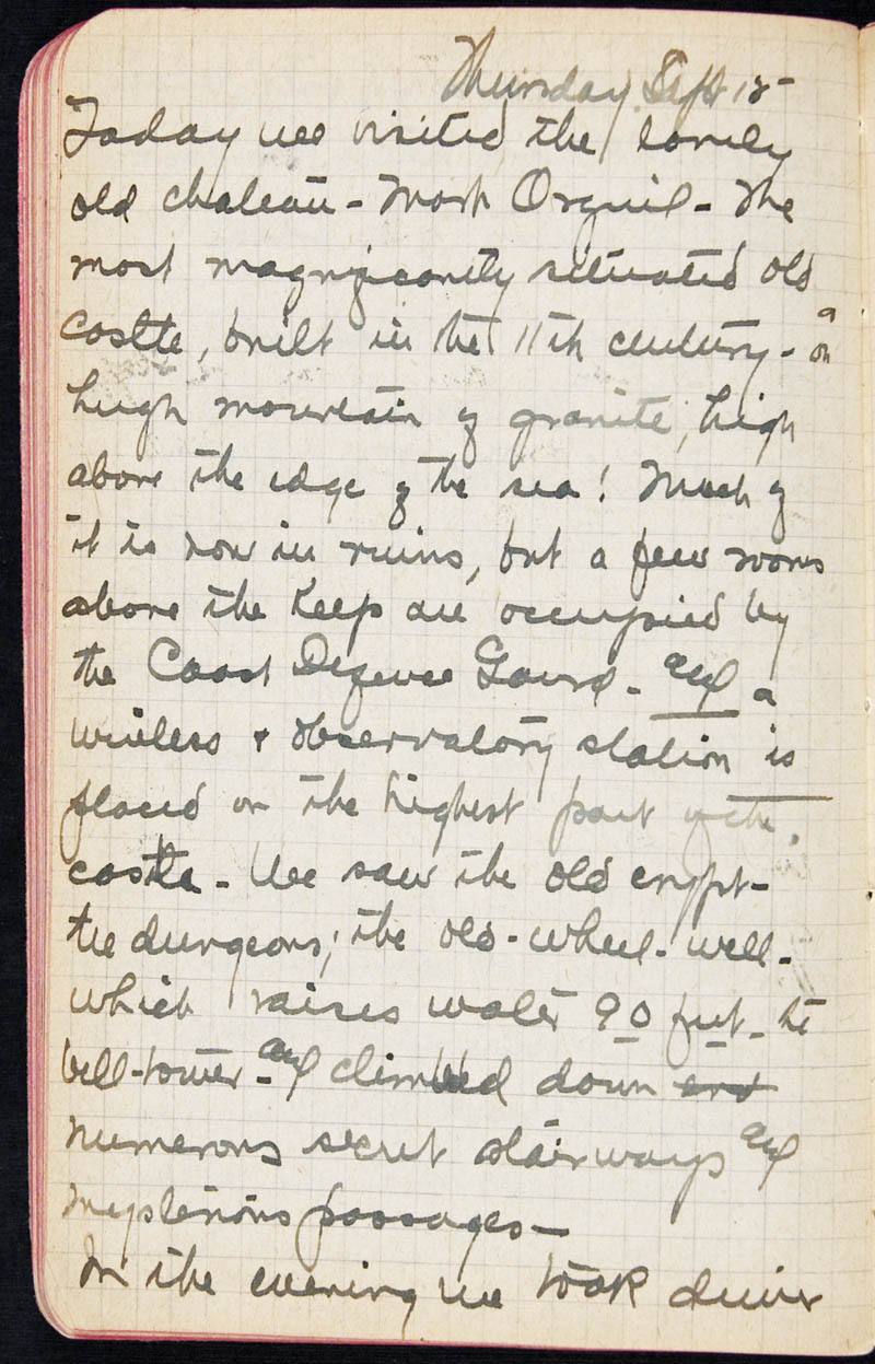 Diary - 1918, Volume Number: , Page Number: 67