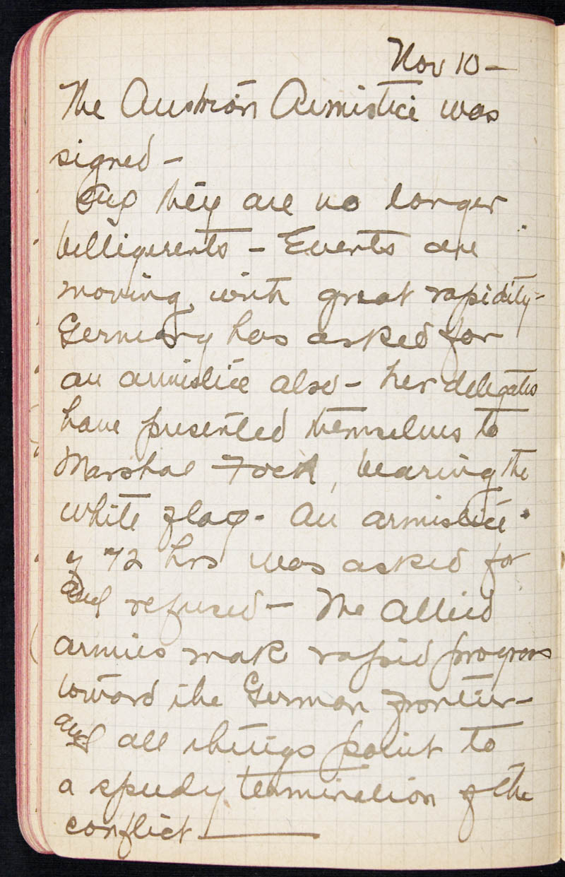 Diary - 1918, Volume Number: , Page Number: 101
