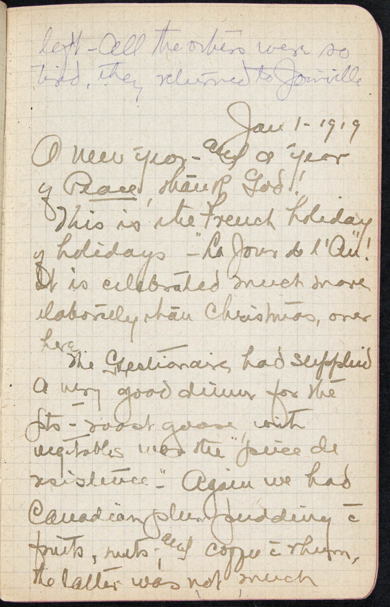 Diary - 1918, Volume Number: , Page Number: 124