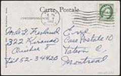 MIKAN 3631286 Le bureau de poste, Loretteville, P. Qué. [document iconographique]. [193-?]: [Le bureau de poste, Loretteville, P. Qué. [document iconographique]., [193-?]:]