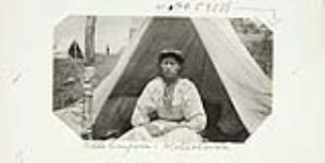 MIKAN 3358451 Mlle Langevin, Matachewan, [Ont.]. 25 July 1906 [Mlle Langevin, Matachewan, [Ont.]., 25 July 1906]