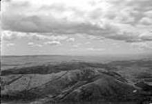 MIKAN 4448553 Southeast view at Station 40, Thunder Mt. No. 1. 1913. [Southeast view at Station 40, Thunder Mt. No. 1., 1913.]