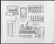 MIKAN 4939400 Plan of boiler house. [Plan, elevation and sections] [technical drawing] n.d. [92 KB, 600 X 482]