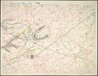 MIKAN 3706069 Passchendaele Station [cartographic material] : parts of sheets 20 & 28. 1917. [299 KB, 1000 X 775]