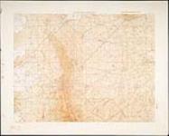 MIKAN 3706067 Oostnieuwkerke [cartographic material] : part of sheet 20. 1917. [203 KB, 1000 X 802]