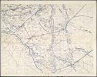 MIKAN 3706051 [Map of the German Trenches at Passchendaele] [cartographic material] :. [1917]. [329 KB, 1000 X 793]