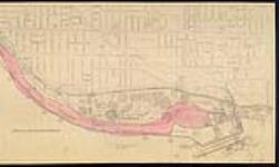 MIKAN 2167957 TORONTO HARBOUR COMMISSIONERS.  PLAN SHOWING LANDS TO BE CONVEYED TO THE CORP. OF THE CITY OF TORONTO L. PRICE, SUPT. SURVEY DIVISION. 12/8/64 [TORONTO HARBOUR COMMISSIONERS. PLAN SHOWING LANDS TO BE CONVEYED TO THE CORP. OF THE CITY OF TORONTO L. PRICE, SUPT. SURVEY DIVISION., 12/8/64]