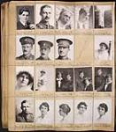 MIKAN 3810042 Page from a Topley Studio Counterbook (studio proof album), original negative numbers 134451-134470.   . May, 1916. [149 KB, 600 X 683]