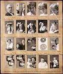 MIKAN 3819820 Page d'un album d'épreuves du studio Topley, négatifs originaux 113189-113208.  . Juin, 1910. [173 KB, 600 X 708]