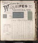 MIKAN 3795339 Insurance plan of the city of Winnipeg, Manitoba, Volume One, August 1906, revised May 1914. May 1914. (Title page & Index to Block Nos.) [Insurance plan of the city of Winnipeg, Manitoba, Volume One, August 1906, revised May 1914., May 1914.]