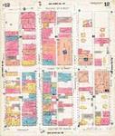 MIKAN 3805540 [Insurance plan of Calgary, Alberta, October 1911. Vol. 1, reprinted June 1913]. June 1913. [[Insurance plan of Calgary, Alberta, October 1911. Vol. 1, reprinted June 1913]., June 1913.]