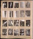 MIKAN 3819799 Page d'un album d'épreuves du studio Topley, négatifs originaux 125230-125249.  . Mars, 1913. [Page d'un album d'épreuves du studio Topley, négatifs originaux 125230-125249. ., Mars, 1913.]