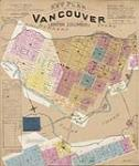 MIKAN 3807867 Insurance plan of the city of Vancouver, British Columbia, July 1897, revised June 1901. June 1901. (Key Plan) [1116 KB]