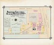 MIKAN 3808695 British Columbia Sugar refining Co. Ltd., Vancouver, B.C., October 1904. October 1904. ('British Columbia Sugar refining Co. Ltd., Vancouver, B.C., October 1904 - sheet 255') [British Columbia Sugar refining Co. Ltd., Vancouver, B.C., October 1904., October 1904.]