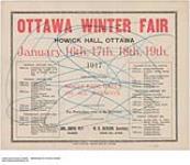 MIKAN 3666996 Ottawa Winter Fair, 1917. 1917 [Ottawa Winter Fair, 1917., 1917]