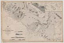South side of Vancouver I[sland]. Sydney Inlet to Nitinat including Clayoquot & Barkley Sounds [cartographic material] 3 July 1863, Sept. 1903. [21034 KB, 12144 X 8249]