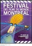 MIKAN 3929176 Festival des Films du Monde - 1987. 1987. [Festival des Films du Monde - 1987., 1987.]