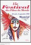 MIKAN 3929180 Festival des Films du Monde -  1991. 1991. [Festival des Films du Monde - 1991., 1991.]